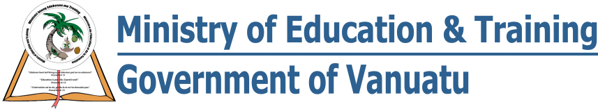 Vanuatu Government Ministry of Education and Training (MOET)