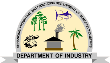 Department of Industry (DoI) Logo