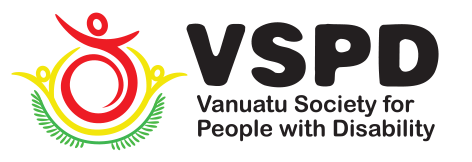 Vanuatu Society for People with a Disability (VSPD) Logo
