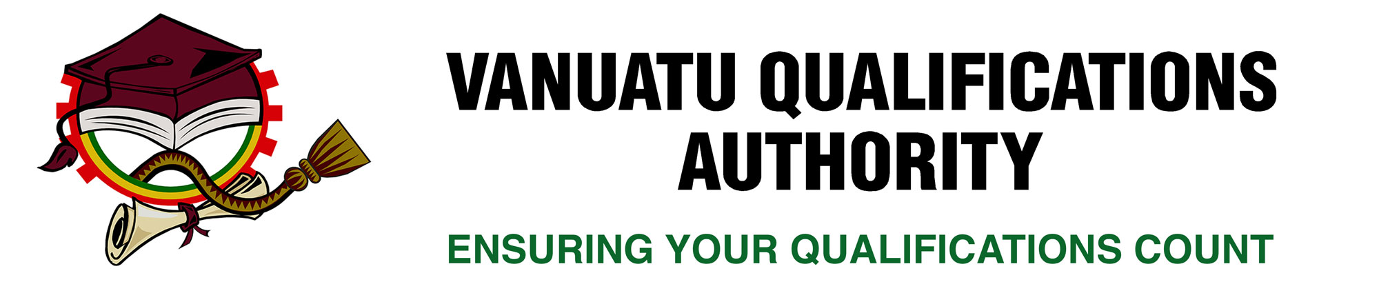 Vanuatu Qualifications Authority (VQA) Logo
