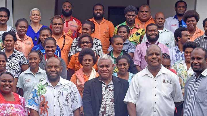 Department of Tourism contributed 2 Million vatu to Skills Development