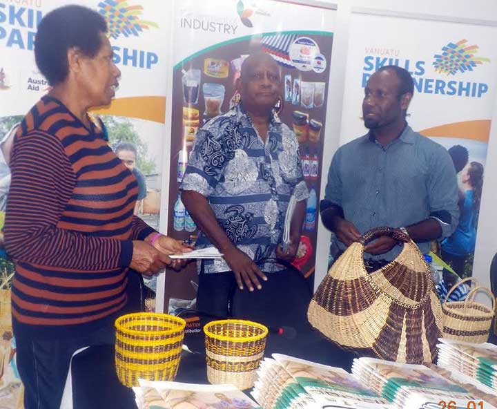 Linking Handicraft to the Tourism sector