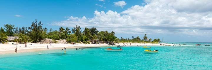 Mystery Island is one of the most beautiful places on earth – the colour of the water is amazing and so relaxing wonderful place to visit