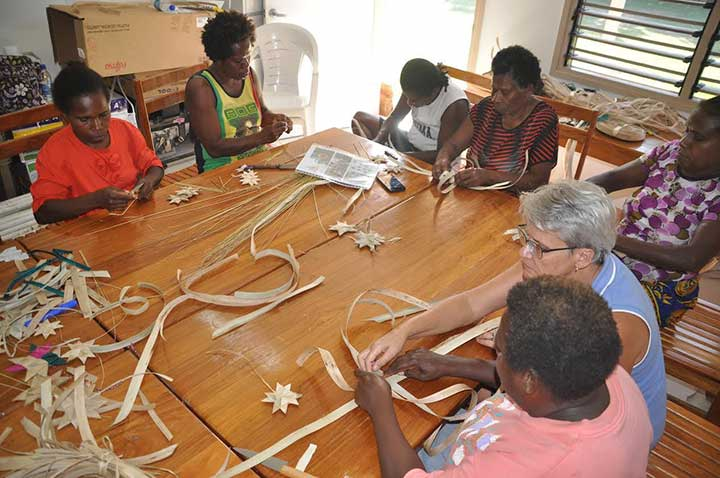 Advocating for a strong local handicraft sector
