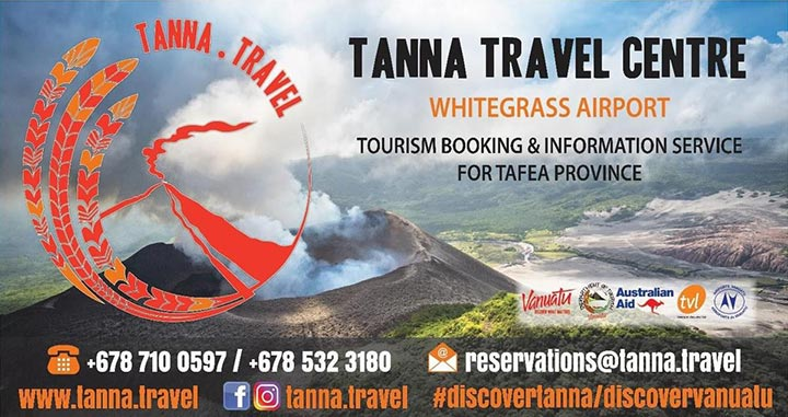 Tanna Travel Centre launches new website