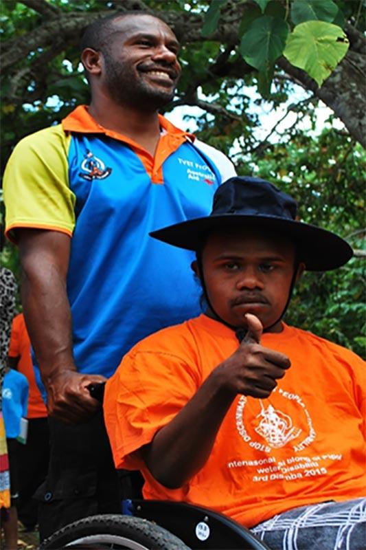 Training in Torba, Vanuatu