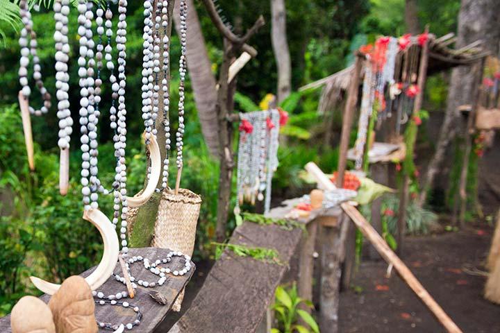 A handicraft market