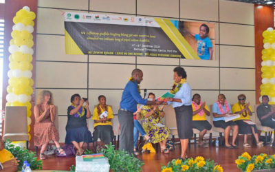 Advancing sign language in Vanuatu