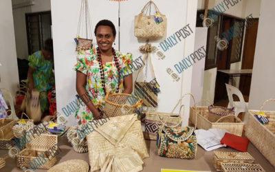 Vanuatu Handicraft Exhibition and Sales a Success