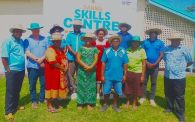 First Ever Community-owned Company Established in SANMA Province