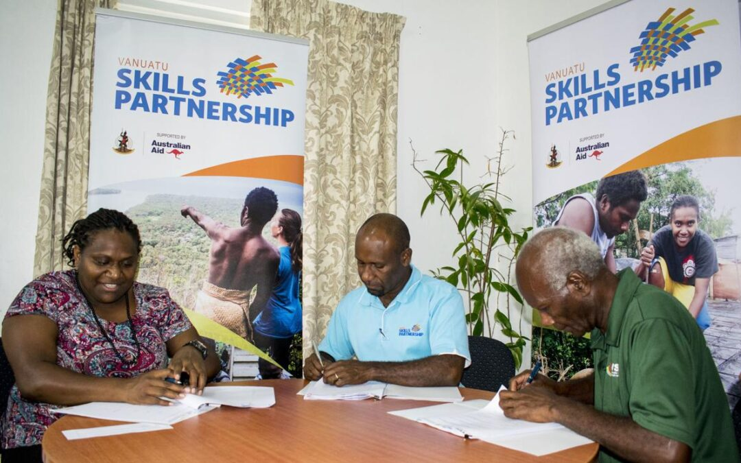 Tripartite Agreement Signed for Disability Inclusion