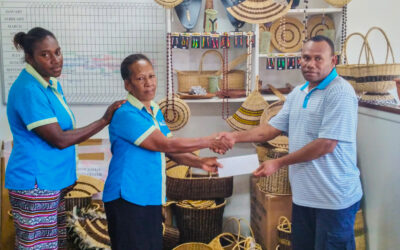 TORBA MP Supports Local Handicraft Producers