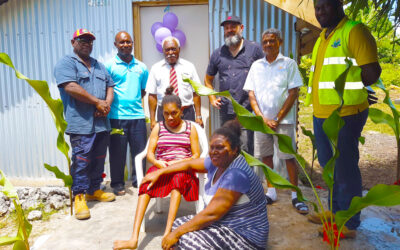 Progressing TC Harold recovery and supporting vulnerable communities through flexible skills training in rural locations
