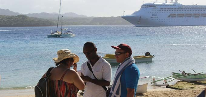 Building skills to meet cruise ship tourist expectations