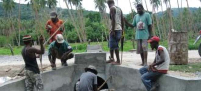 TVET Centre supporting Island Based Contractors