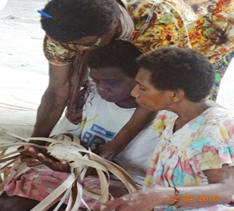Gender and social inclusion through basket weaving