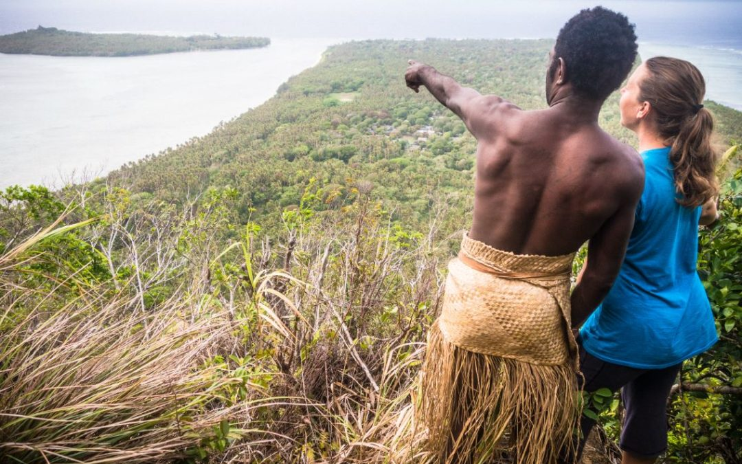 Getting more tourists to Vanuatu's outer islands