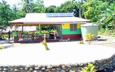 New market house for Motalava