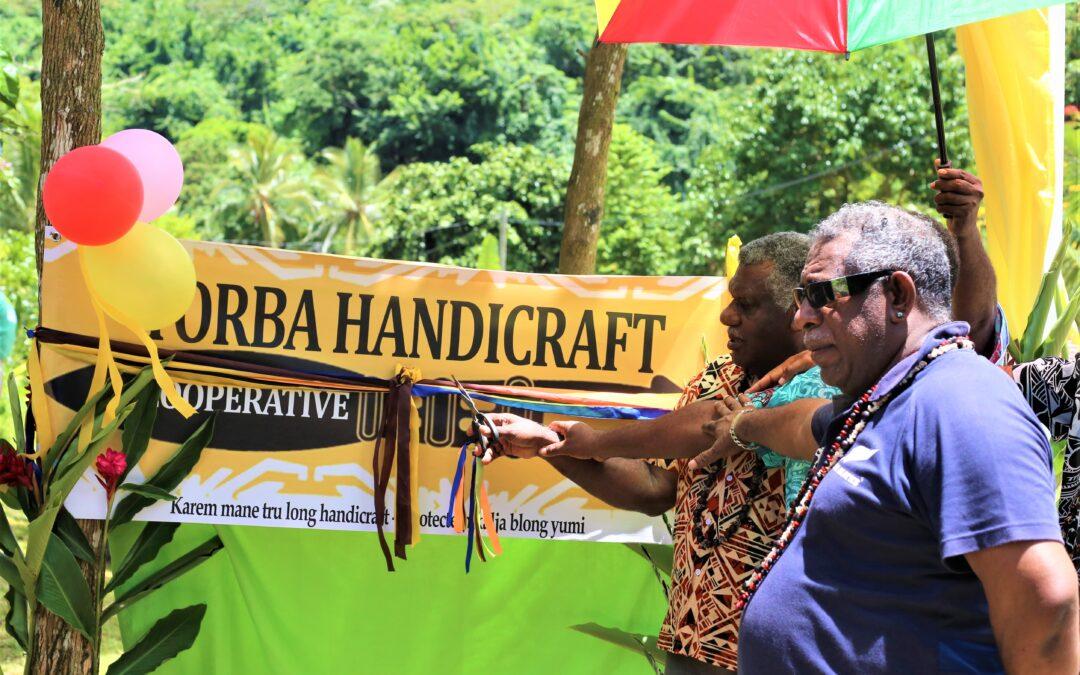 TORBA Handicraft Cooperative Certified